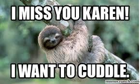 Karen Meme - memes karen soutar