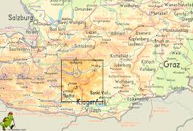 Swiss Alps Map Gurktaler Alpen