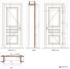 archweb porte porte finestre legno
