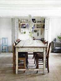 dining room appealing shabby chic dining room with traditional