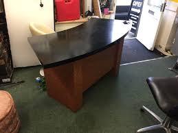 Gumtree Reception Desk Reception Desk With Lockable Drawer In Scarborough North