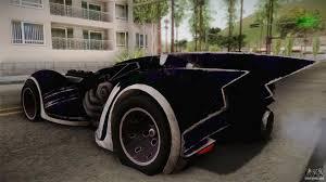Lamborghini Gallardo Batmobile - batman arkham asylum batmobile for gta san andreas