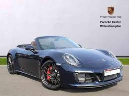 porsche 911 pistonheads used 2017 porsche 911 gts 2dr pdk for sale in midlands