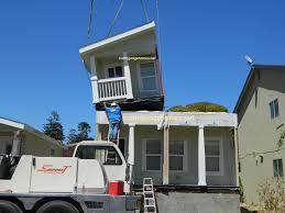 crane setting modular home the best crane 2017