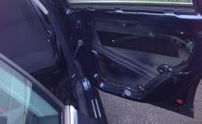 vw passat b5 rear door central locking issue door lock actuator