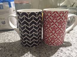 primark mugs x2 for sale 3 pounds in gumtree