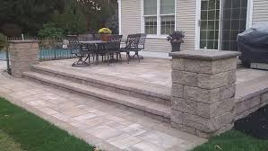 Paver Patio Nj Pavers Installation Orange County Ny Bergen County Nj