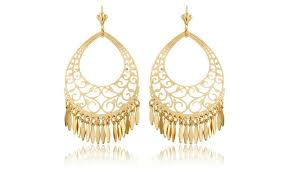 gold chandelier earrings gold chandelier earrings chandelier gallery