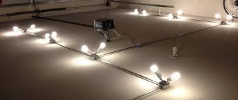 Workbench Lighting Garage Lighting Diy Project Blog