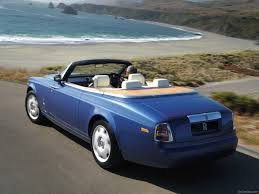 roll royce sport car rolls royce phantom drophead coupe 2008 picture 18 of 65