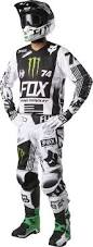 fox motocross shirts fox racing 180 monster pro circuit se mx gear helmet jersey pant
