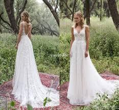 wedding dress sheer straps garden wedding dress oasis fashion