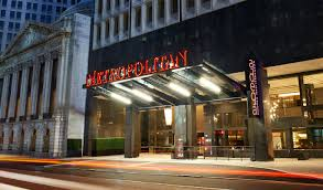 halloween city cleveland oh luxurious downtown cleveland hotel the metropolitan at the 9