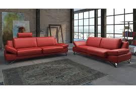 sofa 3 sitzer leder polstermoebel leder rheumri