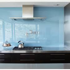 modern backsplash kitchen kitchen decor inspirational backsplashes blue painted walls