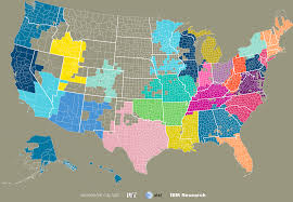 The United States Midwest Region Map by Do Midwestern States Even Talk To Themselves