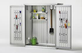 armadio da esterno in alluminio armadio per attrezzi deposito per attrezzi sicuro e con ingombro