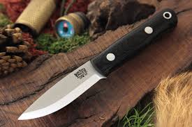 bark river kitchen knives mini bushcrafter