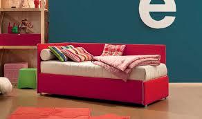 interio canapé lit lit gigogne simple contemporain en tissu piu mod 4