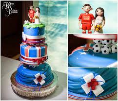 wedding cake newcastle football wedding cake novelty wedding cake football cake topper