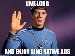 Native Memes - why we re excited about bing native ads you should be too