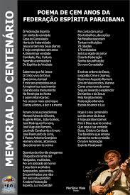 Basta FEPB - Federação Espírita Paraibana @MT34