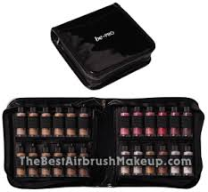 professional airbrush makeup system be pro airbrush makeup kit review