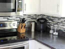 stick on backsplash tiles for kitchen interesting interesting sticky backsplash tile peel and stick