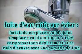 fuite robinet cuisine réparation fuite d eau robinets et vannes 16 dès 39
