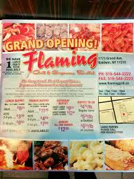 Hibachi Grill Supreme Buffet Menu by Flaming Grill And Supreme Buffet Home Baldwin Nassau County