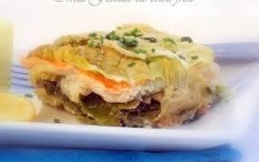 cuisiner chou frisé recette mille feuille de chou vert au poisson 750g