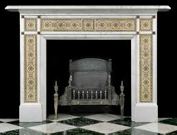 creative victorian fireplace tiles home decor color trends