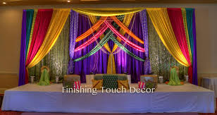 drape rental furniture pipe and drape rental new mehandi pithi decoration