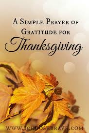 thanksgiving thanksgiving prayers blessings at