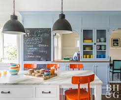 kitchen color ideas with cabinets kitchen color ideas better homes gardens