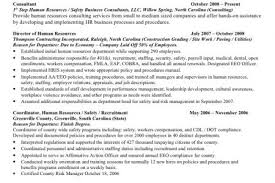Hr Generalist Sample Resume by Resume Sample Human Resources Executive Page 1 Hr Administration