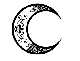 31 best crescent moon celtic tattoo hena images on pinterest