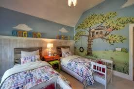 chambre bébé peinture murale peinture chambre enfant 70 idées fraîches