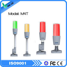 24vdc led indicator light 24vdc led visual tower light red yellow green colors with buzzer for