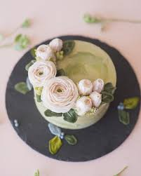 Flower Cakes Blooming Flower Cakes For An Artfully Delicious Way Fungur Com