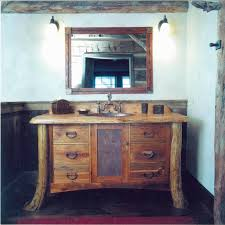 Bathroom Vanity Rustic - bathroom marvelous unfinished bathroom vanities rustic wooden