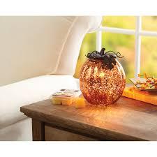 home and garden decor better homes and garden full size warmer glass pumpkin walmart com
