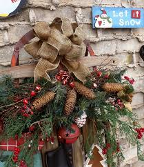 31 best winter decorating outdoors images on pinterest christmas