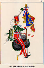 French Flag Revolutionary War 417 Best Caballeria Napoleonica Images On Pinterest Napoleonic