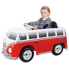 volkswagen barbie combi van 6 volt ride on new ebay