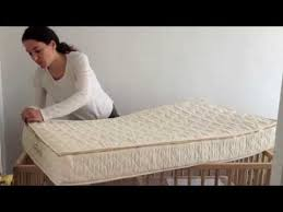 Savvy Rest Crib Mattress Savvy Rest Review Best Organic Crib Mattress