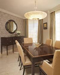 Elegant Dining Room Chandeliers Chandelier Crown Molding Dining Room Victorian With Beige Wall