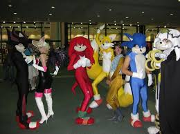 Halloween Costumes Sonic Sonic Hedgehog Video Game Armada