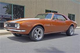 rebuilt camaro for sale 1967 camaro 4 sale supermuscleparts com custom burnt orange paint