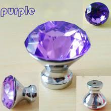 purple glass door knobs popular purple cabinet knobs buy cheap purple cabinet knobs lots